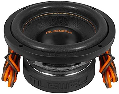Musway Mw 622 Woofer 16 5 Cm 6 5 Inch Subwoofer Including Connection Cable 300 Watt Mp3 Hifi