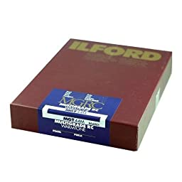 Ilford Multigrade RC Warmtone Resin Coated VC Variable Contrast Black & White Enlarging Paper - 20x24''-10 Sheets - Pearl Surface