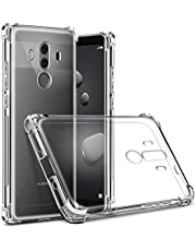 Plastic protectionive Cover Transparent for Huawei Dead 10 Pro - Clear