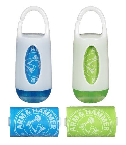 Munchkin HammerDiaper Dispenser Bags 2 Count