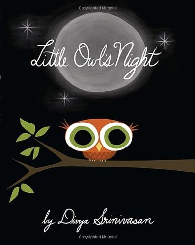 By Divya Srinivasan - Little Owl's Night (8.7.2011)
