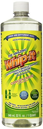Whip-it Concentrate Multi-Purpose Stain Remover 32oz