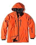 Chamonix Tanzac Snowboard Jacket Orange Mens Sz L