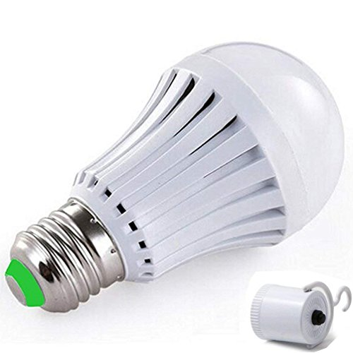 Emergency Light With Led Bulb in US - 4