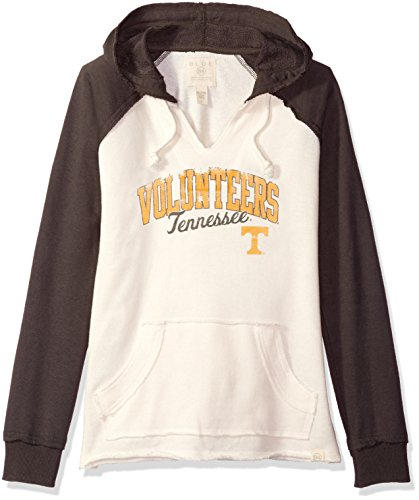 Blue 84 NCAA Tennessee Volunteers Women's French Terry Hoodi