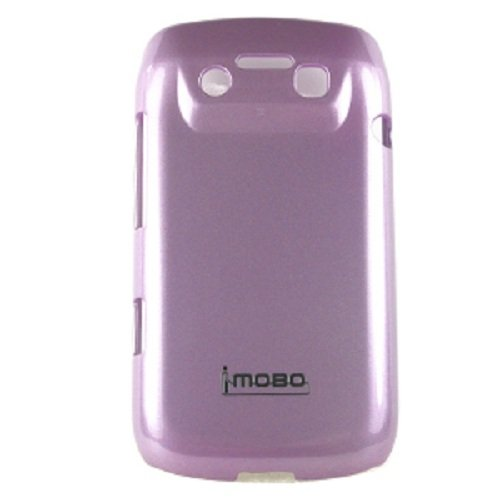 MOBO IM-HC-UVMBB9790-01PE Cell Phone Case for Blackberry 9790 - 1 Pack - Retail Packaging - Purple