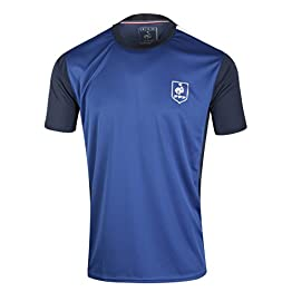 Equipe de FRANCE de football Maillot FFF - Collection Officielle Taille Enfant garçon