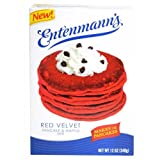Entenmann's Red Velvet Pancake & Waffle Mix 12 oz (Pack of 3)