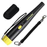 Nalanda Handheld Pinpointer Metal Detector Accessory 10 Meters Underwater Waterproof with LED Indicators Buzzer Vibration