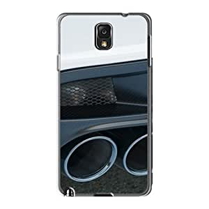 New Fashion Premium Tpu Case Cover For Galaxy Note3 - Bmw Concept 1 Series Exhausts