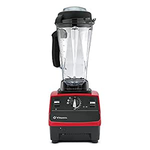 Vitamix 61106 Certified Reconditioned Standard Programs, Red