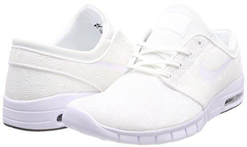 Janoski Max white 001 Nike Silver Basse Ginnastica black Stefan metallic Multicolore Da Uomo Scarpe 1qnnSp5
