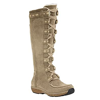 Amazon.com | Timberland 8448A Womens Granby Tall Taupe