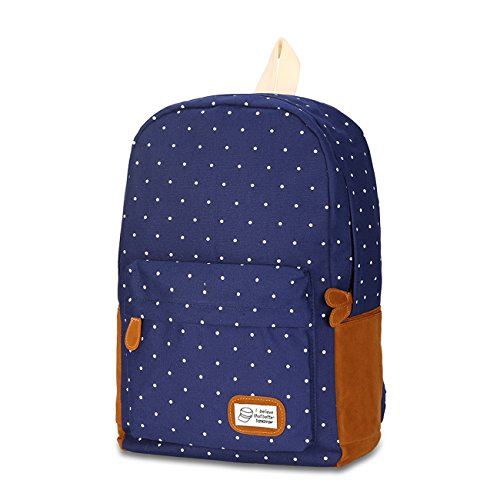 minicatvc-fishon-college-winds-polyester-dots-wavelet-point-dark-blue-zipper-for-women-handbag-shoul