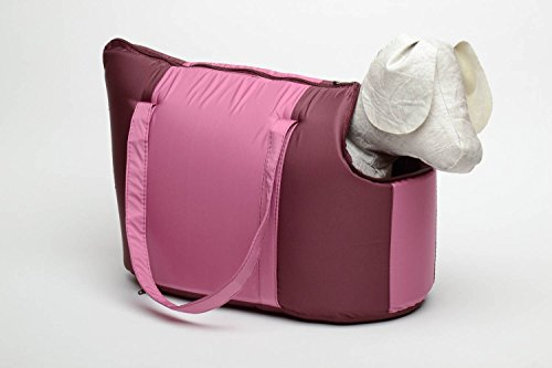 Handmade Fabric Carrier Bag for Dog Pet Accessories