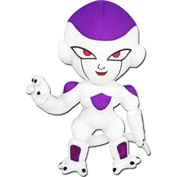 "GE Animation Dragon Ball Z 9"" Frieza Stuffed Plush"