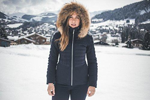 De Bleu Marine Femme Henri Duvillard Veste Ski Ulysses n7g8gvWH