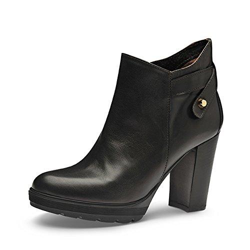 Shoes Grigio Donna Stivali Scuro grigio Evita SnPqdw4APH