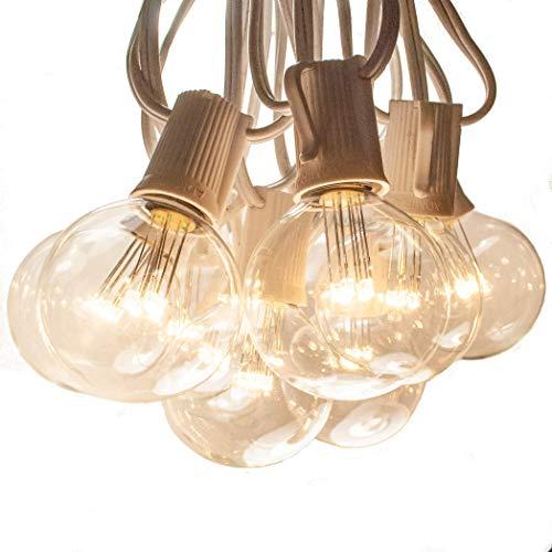 100 Light White Led C9 Light Set in US - 8