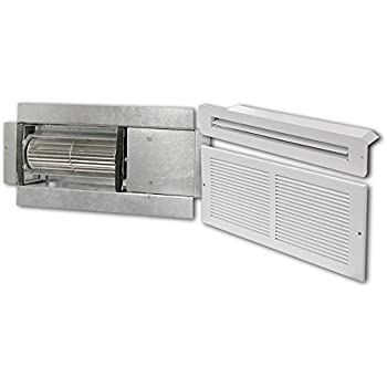 Tjernlund AS1 AireShare Room-To-Room Fan Ventilator, Hardwired
