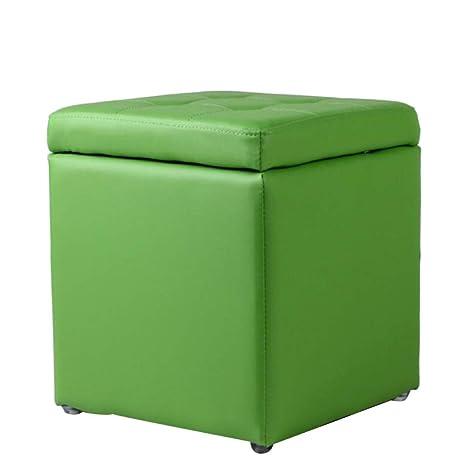 HMEIGUI Poggiapiedi da Divano Cube Kids Sgabello Pouf ...