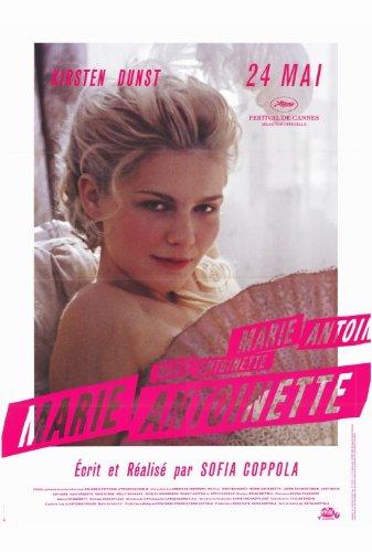 Marie Antoinette Poster French 27x40 Kirsten Dunst Jason Schwartzman Rip Torn