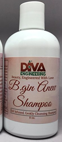 B.gin Anew Oil Infused Shampoo for Women