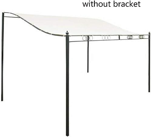 Cubierta de toldo de repuesto con gancho y lazo, resistente al agua, toldo para exteriores, toldo, cubierta superior de techo, tamaño 2.6x2.6m, 0.02, 12.60 x 3.94 x 3.15inches: Amazon.es: Bricolaje y herramientas