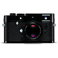 Leica 10773 M-P (Typ 240) 24MP SLR Camera with 3-Inch LCD (Black) At A Glance Review Image