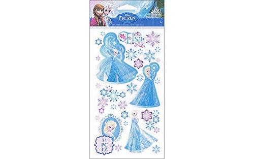 Disney's Frozen Stickers-Elsa & Snowflakes