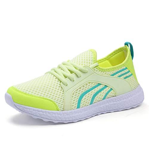Verde Zapatos otoño Unisex Casuales Zapatos Verano Encaje YdwqPx