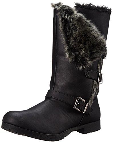 Wyatte Women's Black Winter 54 Boot Qupid UxTSwfqx