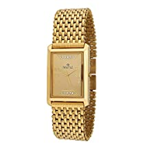 Swisstyle Analogue Gold Dial Men's Watch - Ss-Gsq1194-Gld-Gl
