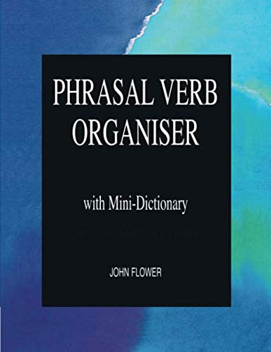 Organiser Mini - Phrasal Verb Organiser with Mini-Dictionary