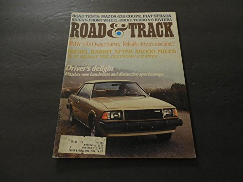Road Track Mar 1979 Front Wheel Drive Turbo V-6 Riviera (Drive Riviera)