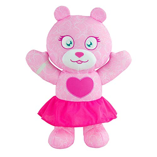 Doodle Bear The Original 14ʺ Plush Toy with 3 Washable Markers