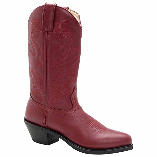 Durango Women's RD4105 Classic 11' Western Boot,Wild Red,9 M US