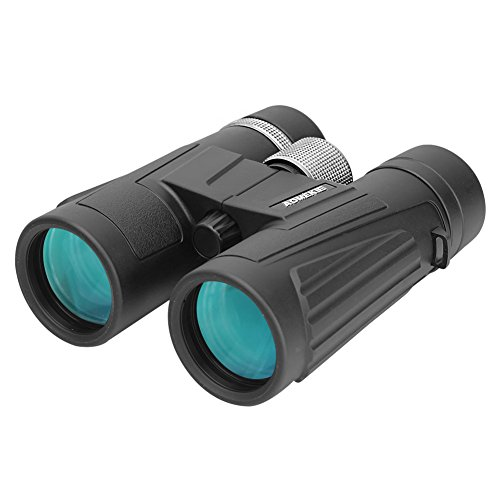 Aomekie 10x42 HD High Power Top Grade Binoculars - BAK4 Roof