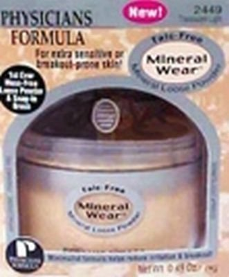 Phys Form Mineral Loose Powder Case Pack 12 by Physicians Formula C - Loose Forms Pack