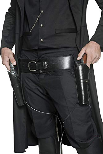 Smiffys Authentic Western Belt & 2 Holsters]()