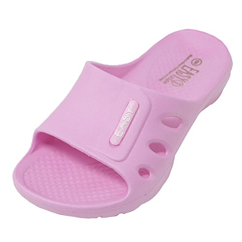 Casual Women's Light Easy USA Slippers Pink wE4zvfnq
