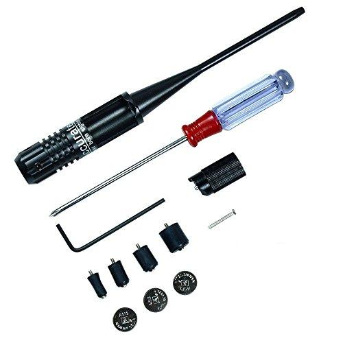 Gun laser bore sight,boresight,bore sight by econoLED all in One (10 22 Rifle Barrel)