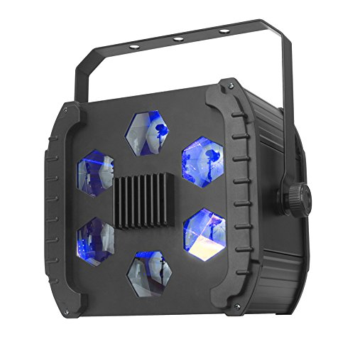 Eliminator LEDCLOUD High Impact DMX RGBWA LED 3W x 5 Fixture by Eliminator