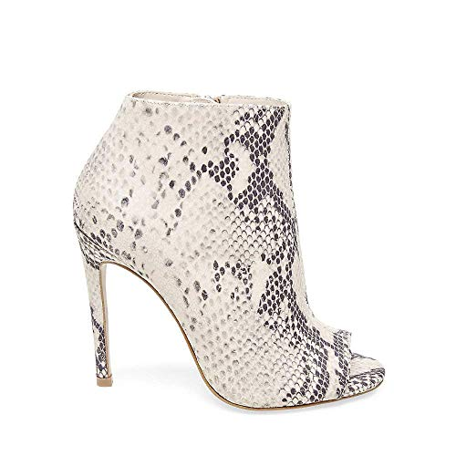 Bootie Kicking 6 Madden Steve Snake Dress Us Women's 0 Natural wXRE4qqZx