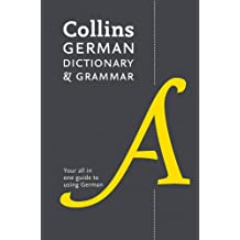 Collins Dictionary And Grammer - Collins German Dictionary And Grammer [7th Edition]