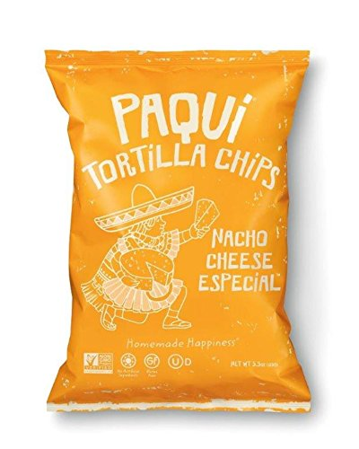 Paqui Tortilla Chips Cheese Especial product image
