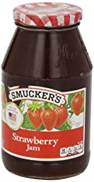 Smucker\'s, Strawberry Jam, 32 oz