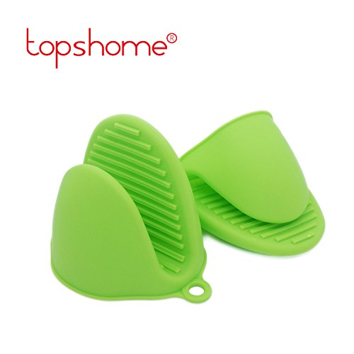 Silicone Resistant Cooking potholder byTopshome product image