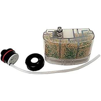 Bissell OEM Steam Mop Water Filter, Cap and Insert Kit P/N 160-3247