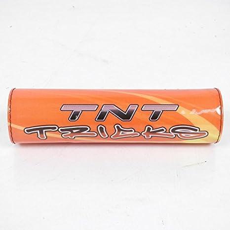 Mousse de guidon TNT Tricks de coloris Jaune pour guidon de scooter Neuf